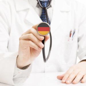 Лечение в Германии - цифры