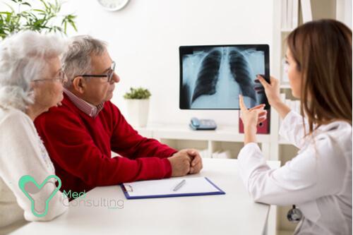 заболевания легких - лечение в Германии