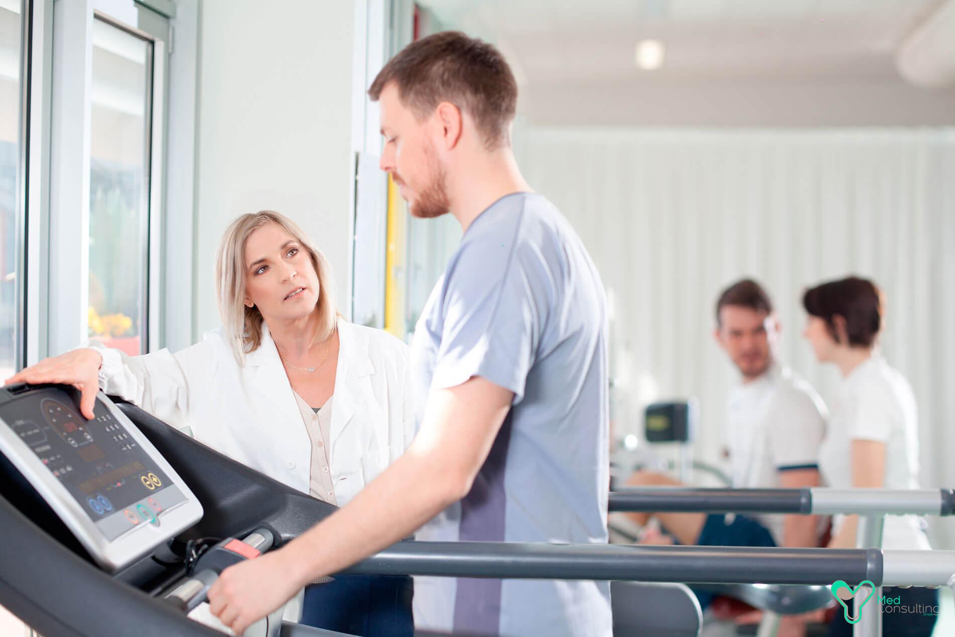 Лечение гонартроза в Германии