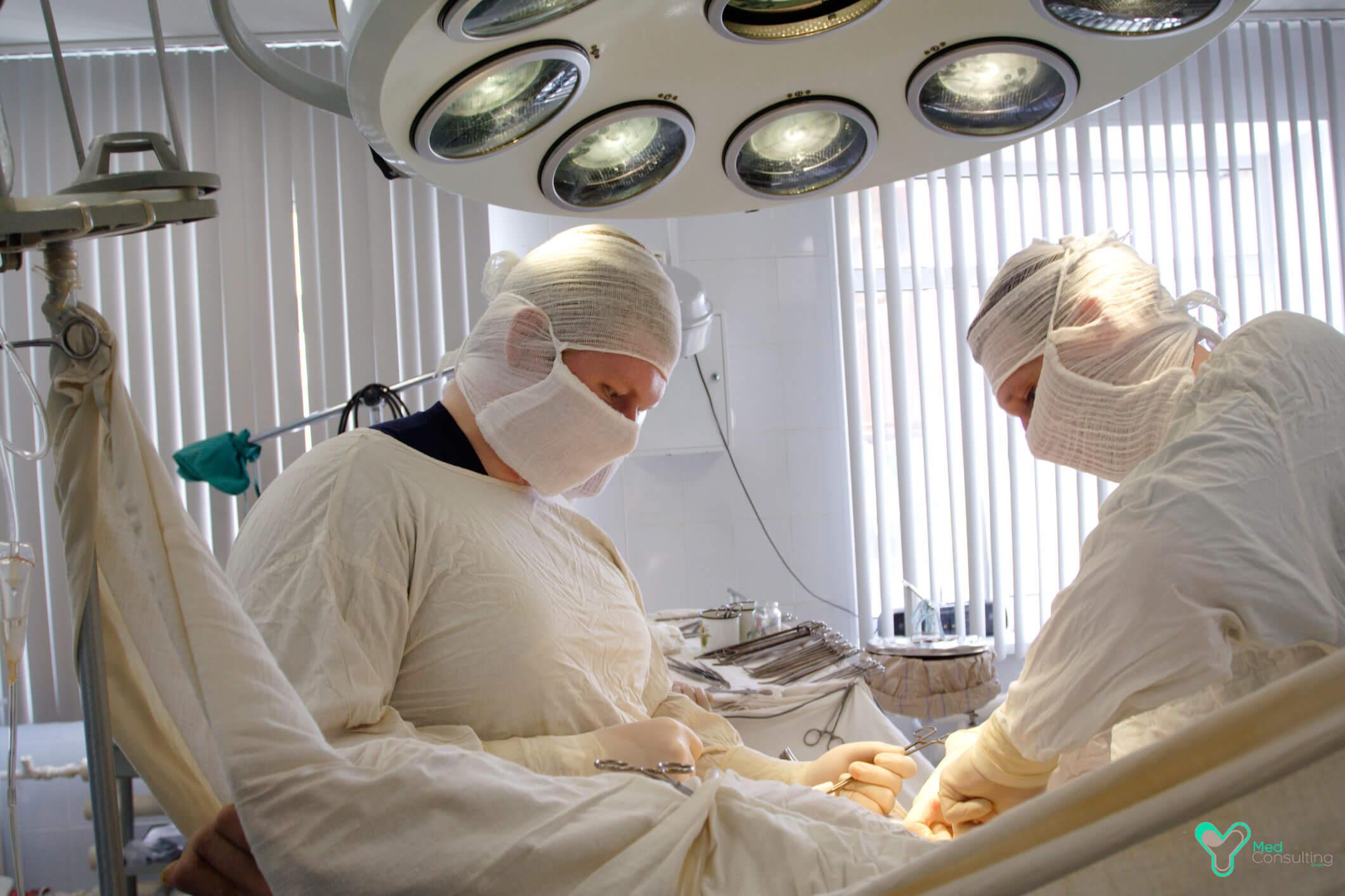 Лечение мочекаменной болезни в Германии