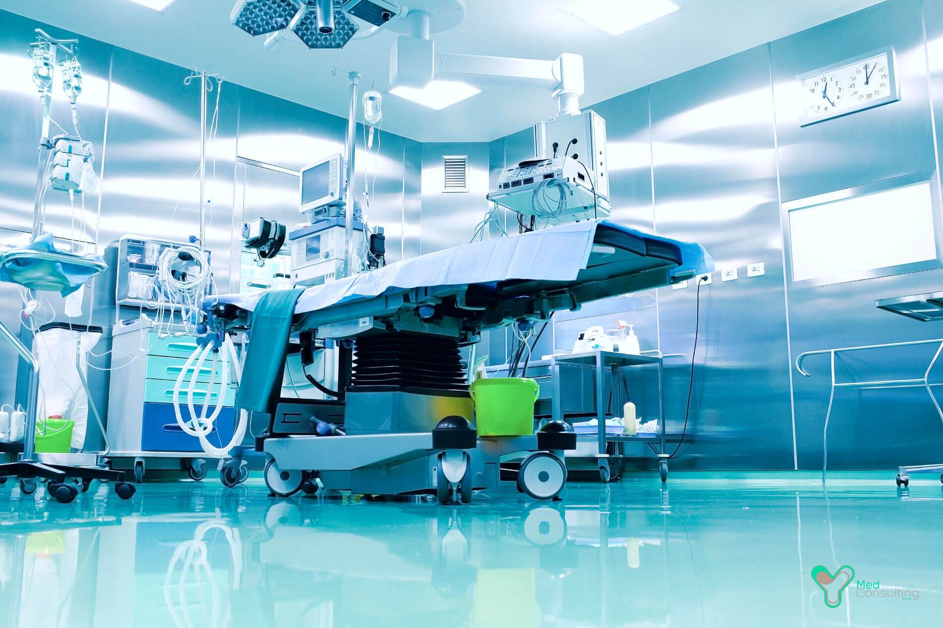 Артроскопия суставов в Германии