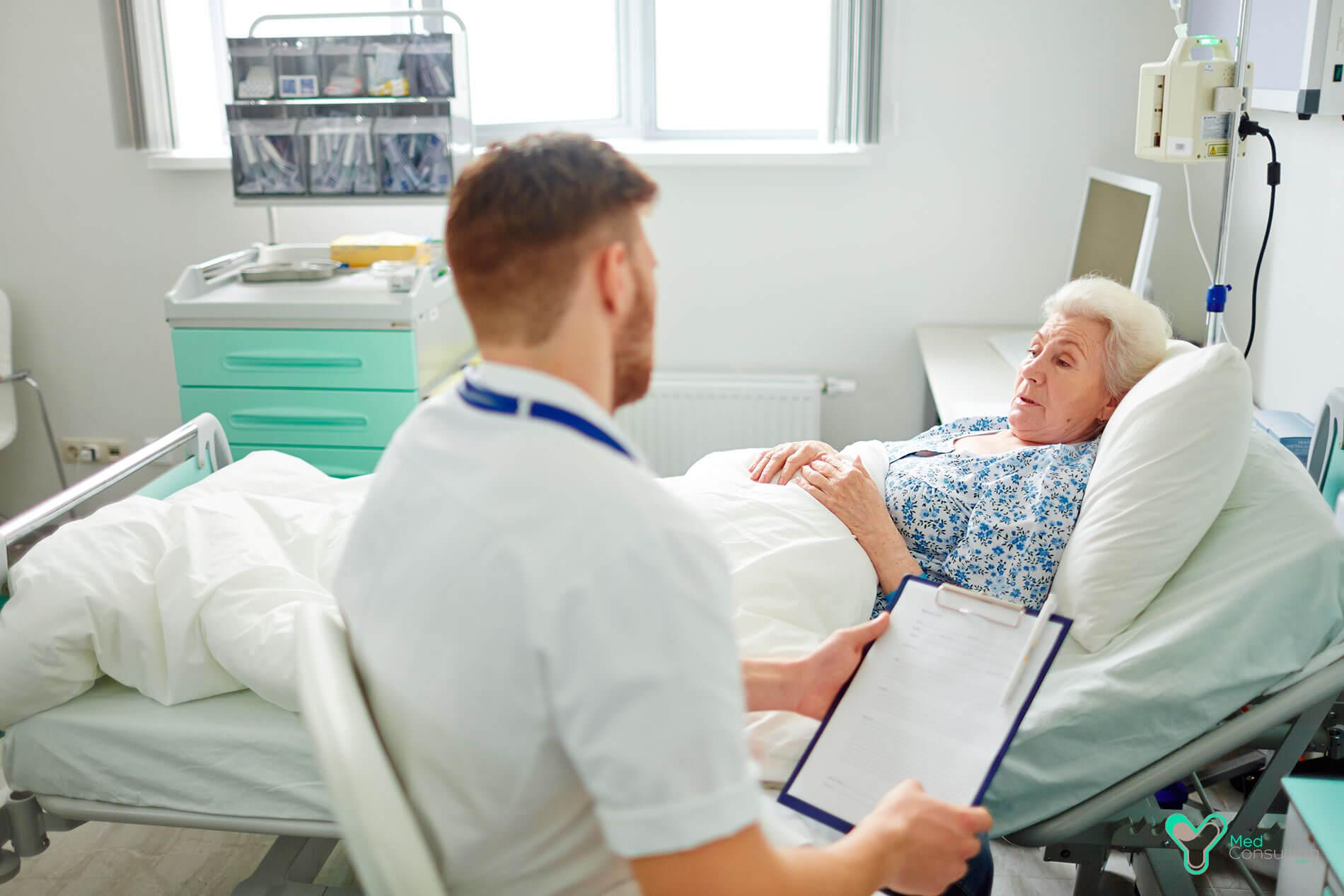 Баллонная ангиопластика в Германии