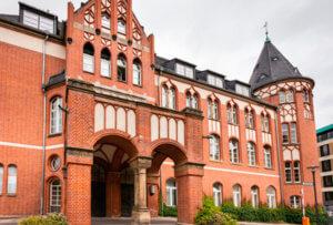 Клиника Шарите, Берлин