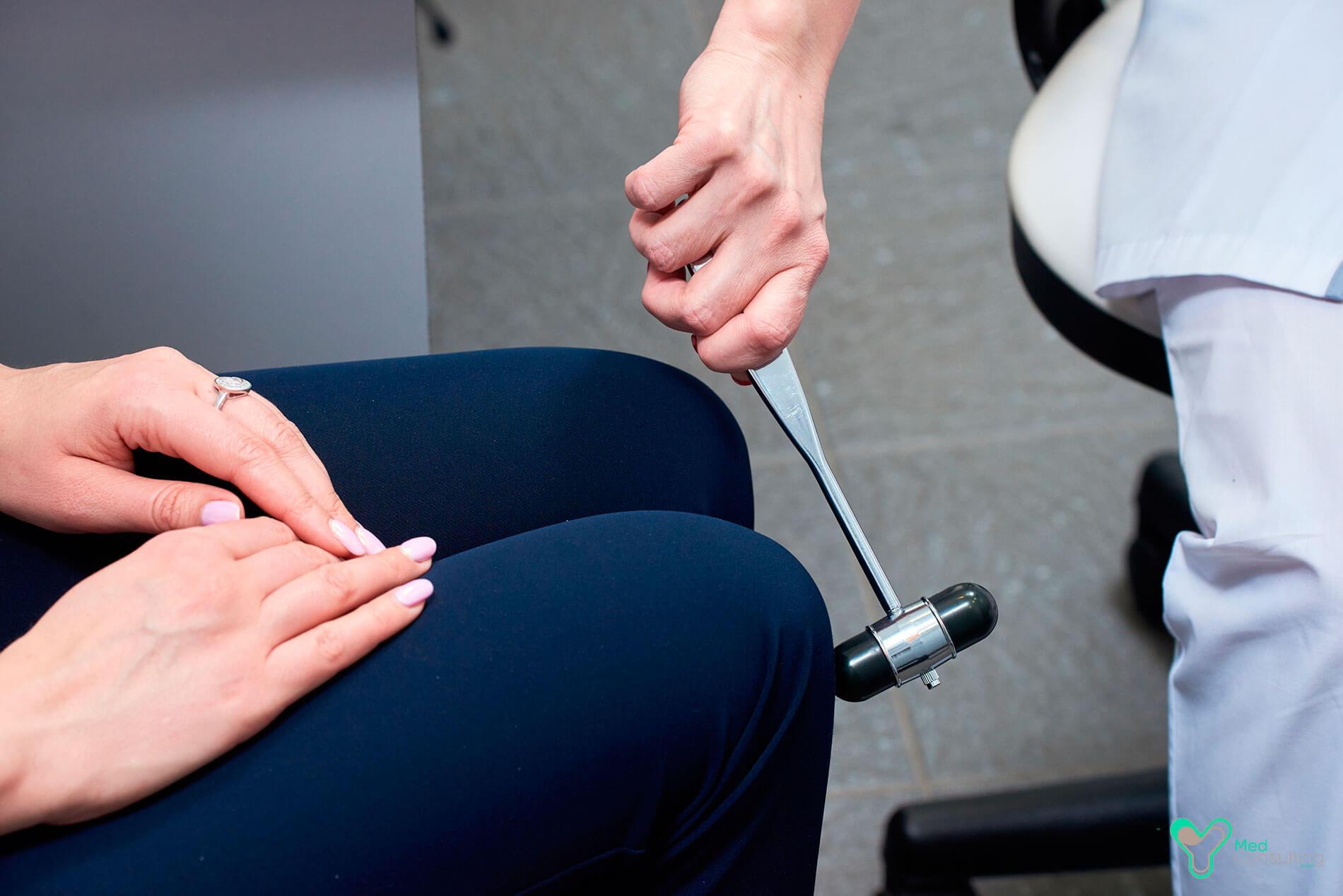 Лечение полинейропатии в Германии