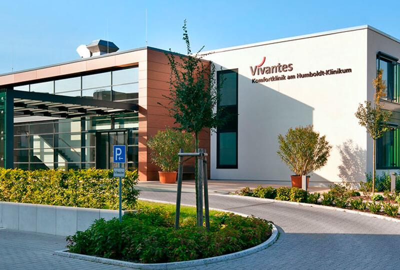 Клиника Вивантес Германия