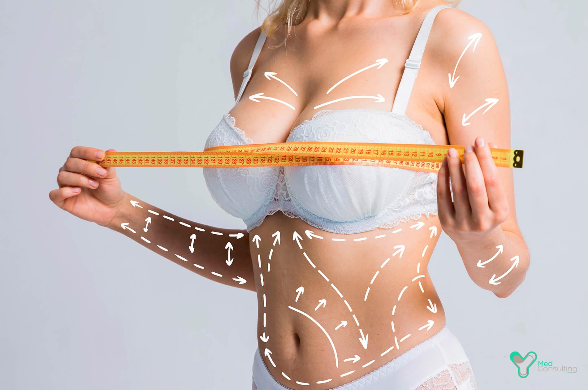 Увеличение груди в Германии